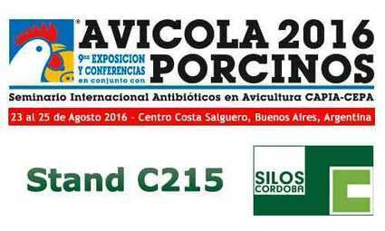 We'll be showcasing at Poultry & Pig 2016 in Buenos Aires   Livestock Equipment News and Trends   Scoop.it