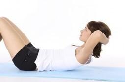 Exercices physiques pour perdre du ventre | Forme physique 2 | Scoop.it