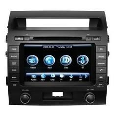 "Autoradio GPS DVD Toyota Land Cruiser 8 POUCES - Automobile & GPS | GOOPHONE IP5 1GHZ ANDROID 4.0 HD ECRAN TACTILE 4.0"" UMTS | Scoop.it"