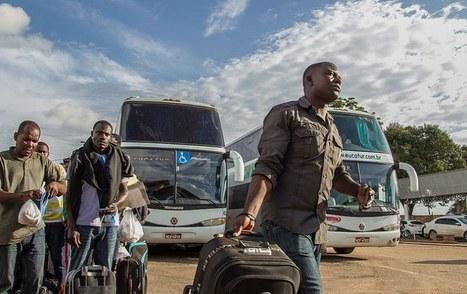 Ativistas temem interrupção de políticas públicas para imigrantes | EVS NOTÍCIAS... | Scoop.it
