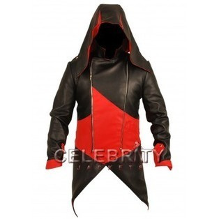 Assassin's Creed III Leather Jacket | Celebrity Movie And Gaming Jackets | Scoop.it