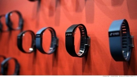 Fitness trackers are on the outs, but wearables are not - Fortune Tech | QiCrafting | Scoop.it
