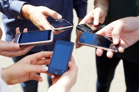 Marché du mobile en France : équipements, usages et enjeux | Nova Communication | Scoop.it