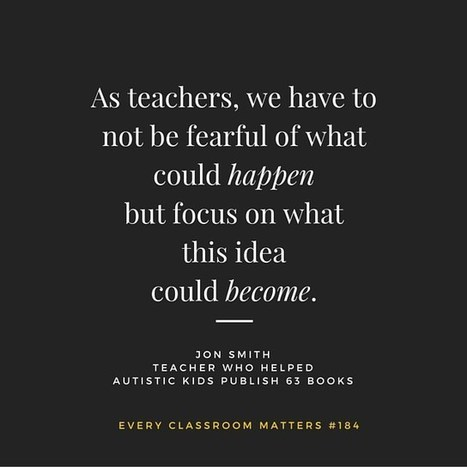 8 Ways to Become a Better #Educator Every Day | Purposeful Pedagogy | Scoop.it