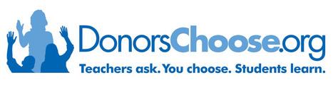 DonorsChoose | Technology in Education | Scoop.it