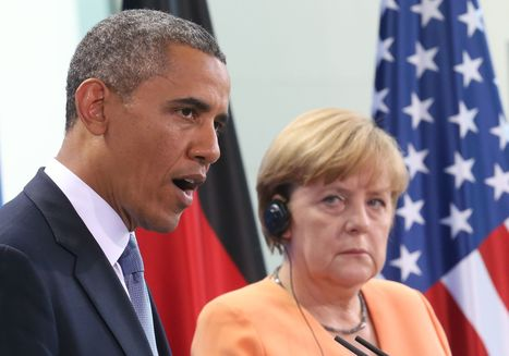 Obama knew of NSA spying on Merkel and approved it, report says - Fox News | AP Government & Politics | Scoop.it