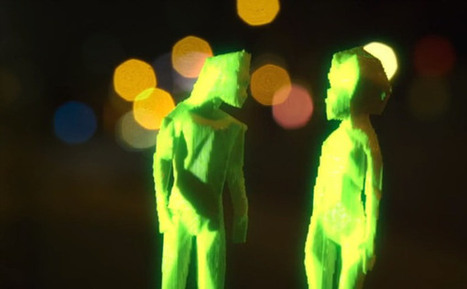 """Check Out Cut Copy's 3D Printed Music Video for """"We Are Explorers"""" 