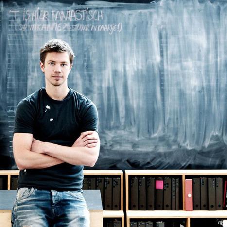 Joris Laarman Lab: Bits and Crafts | Innovation | Scoop.it