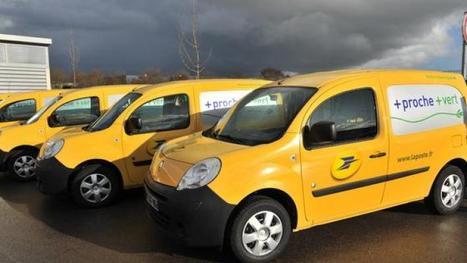 La Poste et Renault renforcent leur coopération sur l'éco-mobilité | great buzzness | Scoop.it