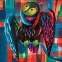 El arte frenético de Tim Biskup | enredArte | Scoop.it