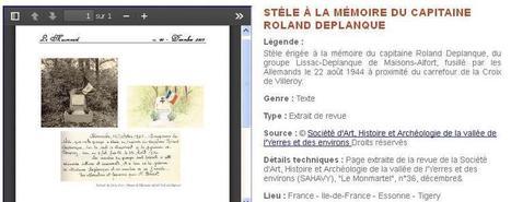 Le Capitaine Roland DEPLANQUE | Au hasard | Scoop.it