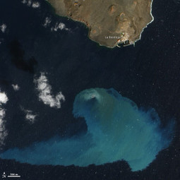 El Hierro Submarine Volcano Eruption wins NASA image of the year competition | El Hierro as an example of volcanism in the Canary Islands | Scoop.it