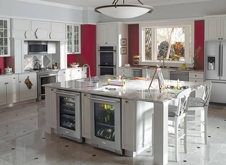 The ABC of Dreamy Kitchen Appliances | All About Kitchen Remodel | Scoop.it