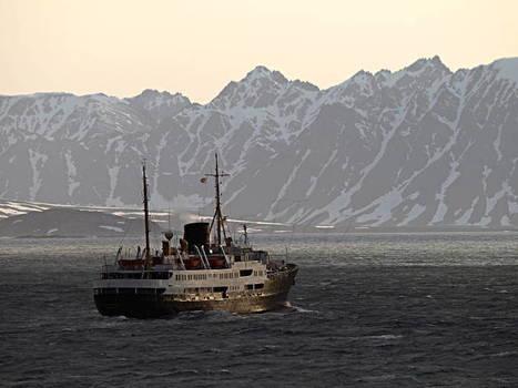 Hurtigruten : croisière à bord du MS Nordstjernen au Spitzberg - Svalbard | Hurtigruten Arctique Antarctique | Scoop.it