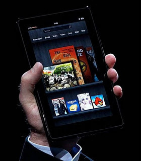 Amazon lancerait un Kindle en couleur pour 2012   Dig-it   Scoop.it