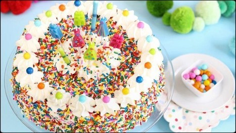 Top 5 Ideas to Design a Unique Birthday Cake For Your Kid | Online birthday cake in Brisbane | Creative cakes by Deborah Feltham | Scoop.it
