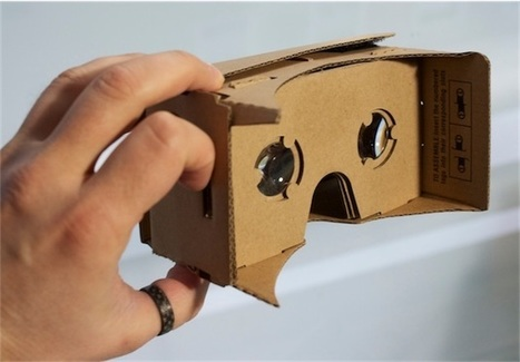 Google mise très sérieusement sur la réalité virtuelle   UseNum - Technologies   Scoop.it