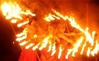 Playing with fire: the international fire festival in Minsk, Belarus | Strange days indeed... | Scoop.it