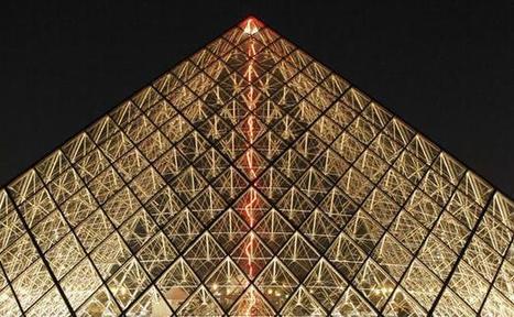 Claude Lévêque installe un «éclair-volcan» au Louvre - 20minutes.fr | Art Contemporain | Scoop.it