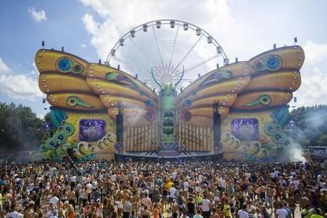 Ces 33 entreprises qui soutiennent Tomorrowland | CRAKKS | Scoop.it