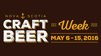 Maritime Beer Report: 2016 Nova Scotia Craft Beer Week Events | Nova Scotia Art | Scoop.it