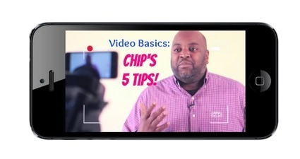 Video Basics: 5 Tips for Recording Outstanding Video Blogs | YouTube Tips and Tutorials | Scoop.it