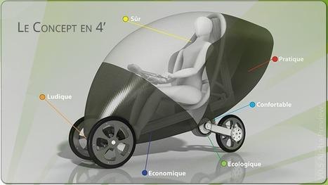 Vers l'éco-mobilité, trois roues à la fois | Mobilité durable | Scoop.it