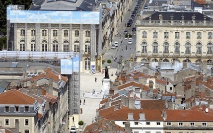Drone à Nancy : le vidéaste amateur embauché par la mairie | 21st Century Innovative Technologies and Developments as also discoveries, curiosity ( insolite)... | Scoop.it