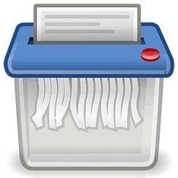 Come cancellare file maniera definitiva | giuseppefava | Scoop.it