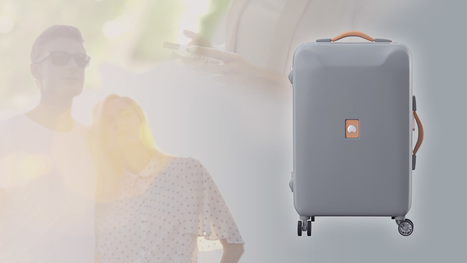 DELSEY Pluggage, le bagage connecté | Internet of Things & Innovation | Scoop.it
