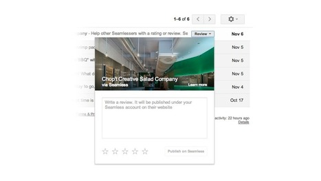 Gmail's New Buttons Let You Take Care of Business Without Opening Email   News we like   Scoop.it