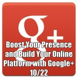 Ten Visibility Tips for Google Plus - #infographic | GooglePlus | Scoop.it