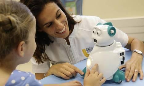 Robots que aman a los niños con autismo | El País | I didn't know it was impossible.. and I did it :-) - No sabia que era imposible.. y lo hice :-) | Scoop.it