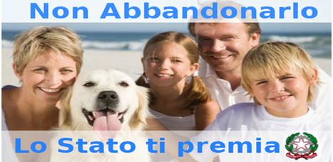 Un sussidio annuo di novecento euro per i padroni di Fido | Lifestyle | Scoop.it