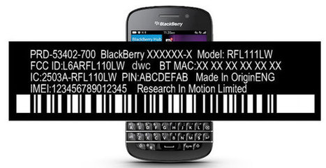BlackBerry Q10 hits the FCC en route to a spring launch | Nerd Vittles Daily Dump | Scoop.it