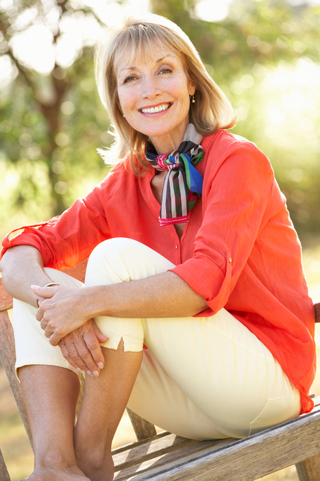 Natural Pain Relief for Seniors | Healing Chronic Pain & Disease | Scoop.it