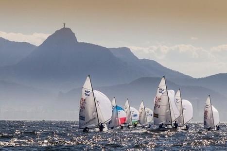 Les Jeux de Rio englués dans une nappe de problèmes   L'ECO NAUTISME   Scoop.it