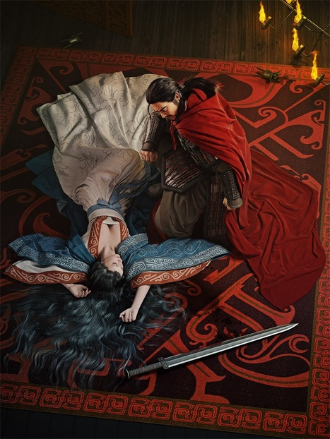[3D] Farewell My Concubine | Inspiration for 3D and MotionGraphics | Scoop.it
