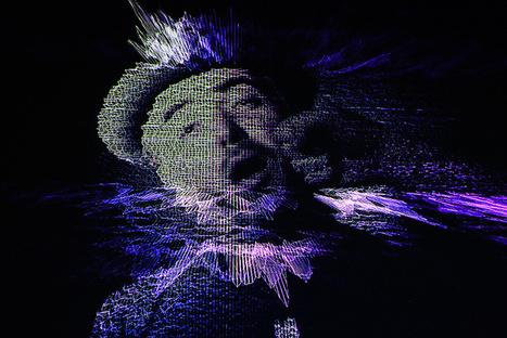Phracktography by Melissa Castro: Hacker Portraits For The Surveillance Age | Digital #MediaArt(s) Numérique(s) | Scoop.it