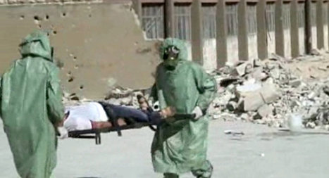 Syrian Envoy to UN Discloses French Ties to 2013 Chemical Weapons Attacks   Global politics   Scoop.it