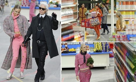 Welcome to Chanel's shopping centre | Fashion | Scoop.it