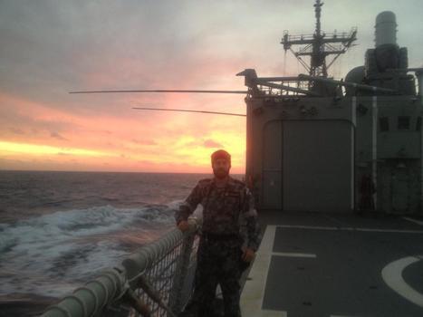 Meet Ben: Lieutenant Royal Australian Navy   Quest 2&3: Meet my fellow OH&S friends   Scoop.it
