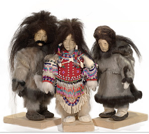 Dolls on display: Inuit and aboriginal dolls on display in British museum | Inuit Nunangat Stories | Scoop.it