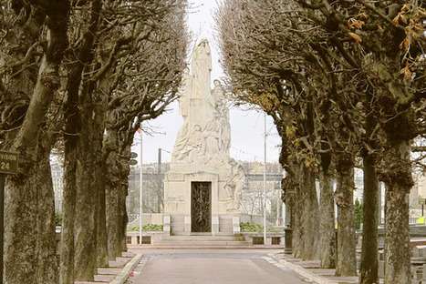 Peter's Paris: Levallois Cemetery | GenealoNet | Scoop.it