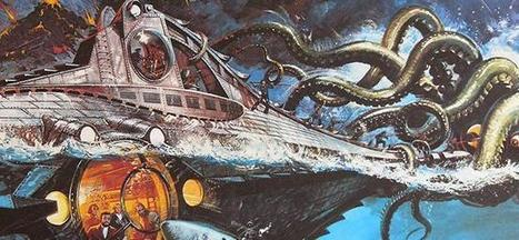 20.000 Meilen unter dem Meer : Bryan Singer inszeniert Neuauflage   Jules Verne Aktuelles   Scoop.it