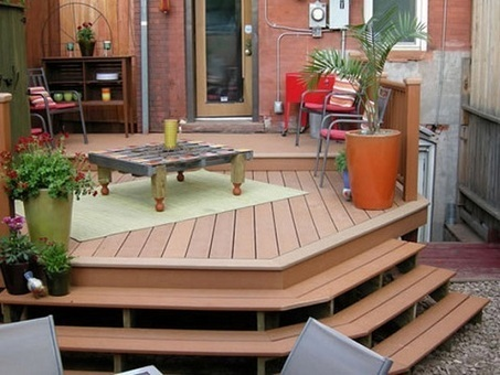 Manufacturing of Composite Decks to Best Complement Your Home Exterior   Composite Decking and Railing   Scoop.it
