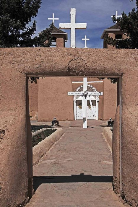 Rancho de Taos Church | Complex Systems and X-Events | Scoop.it