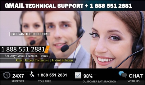 Gmail Technical Support | Gmail Support Service 1 855 531 3731 | Scoop.it