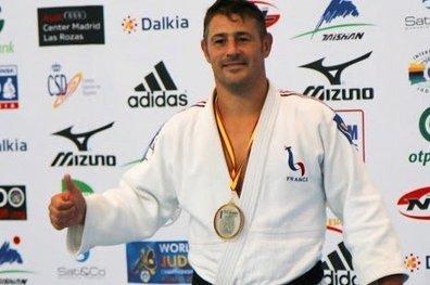 Le Ruthénois Christophe Lepretre champion du monde de judo | L'info tourisme en Aveyron | Scoop.it