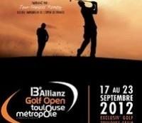 13ème Allianz Golf Open Toulouse Métropole - Actualité Toulouse du 17/09/2012   Nouvelles du golf   Scoop.it
